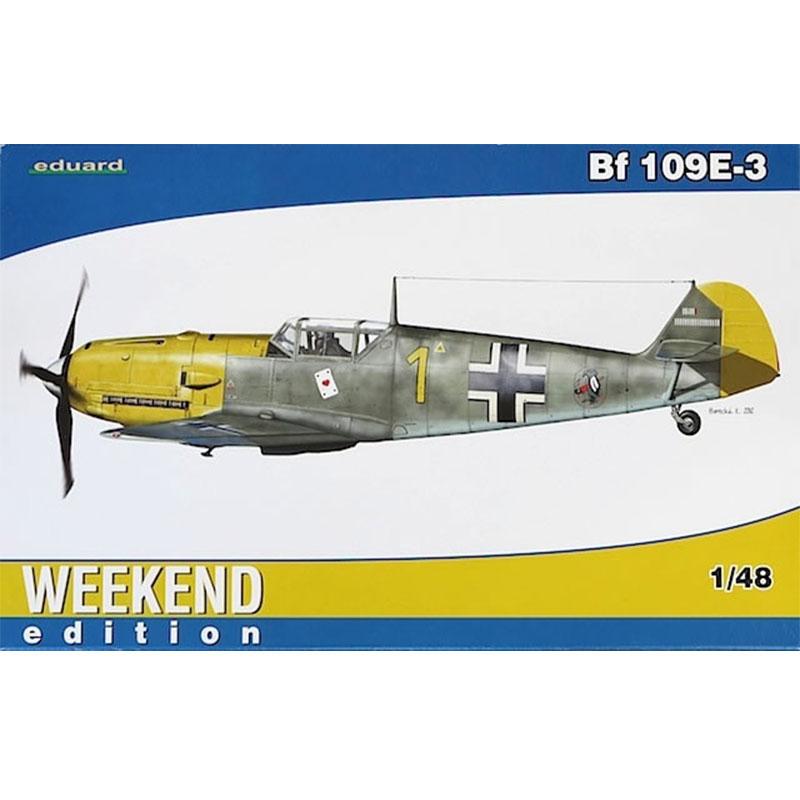 EDUARD-KITS-148-WEEKEND-Bf-109-E-3