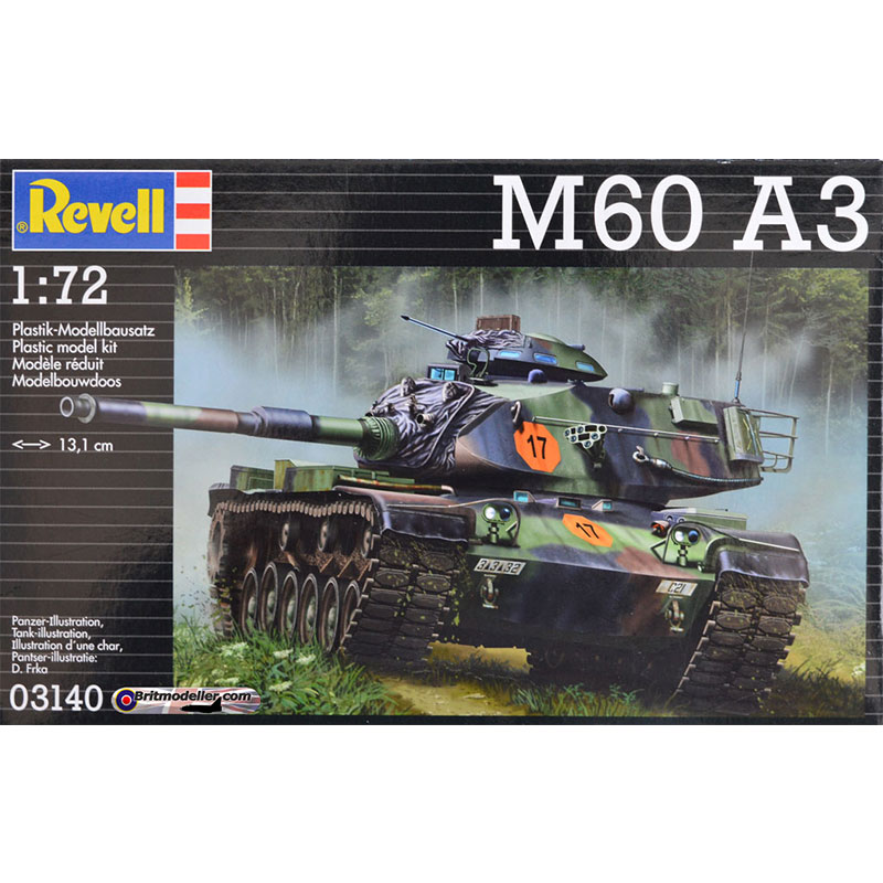 REVELL-172-M60-A3