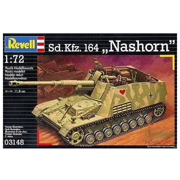 REVELL-1-72-Sd.Kfz.164-Nashorn