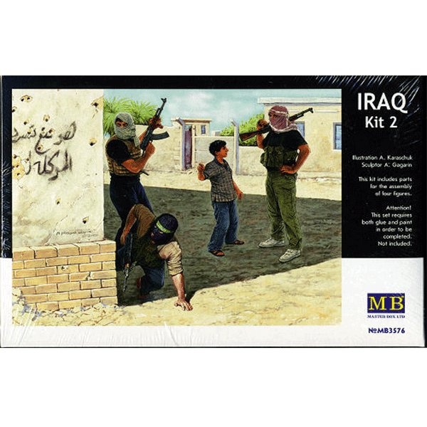 MASTERBOX--1-35-IRAQ-EVENTS-KIT2-INSURGENCE