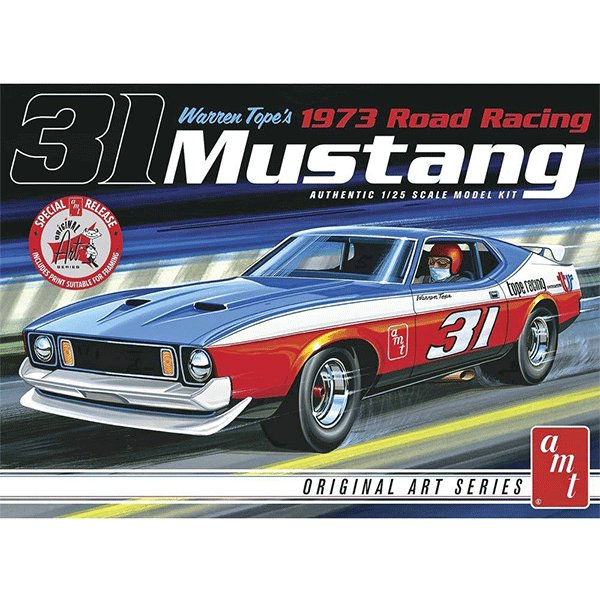 AMT-MODEL-KIT-1-25-1973-WARREN-TOPE-MUSTANG