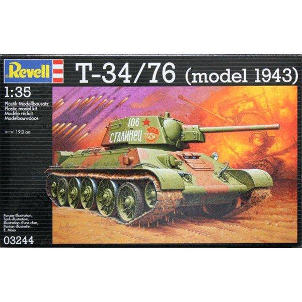 REVELL-1-35-T-34-76