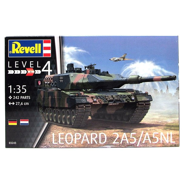 REVELL-1-35-LEOPARD-2A5-A5NL