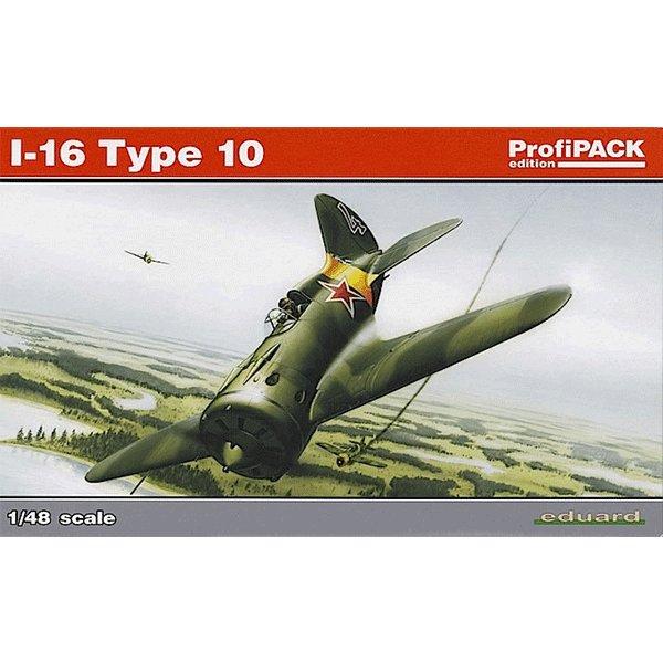 EDUARD-KITS-1-48-PROFIPACK-I-16-TYPE-10