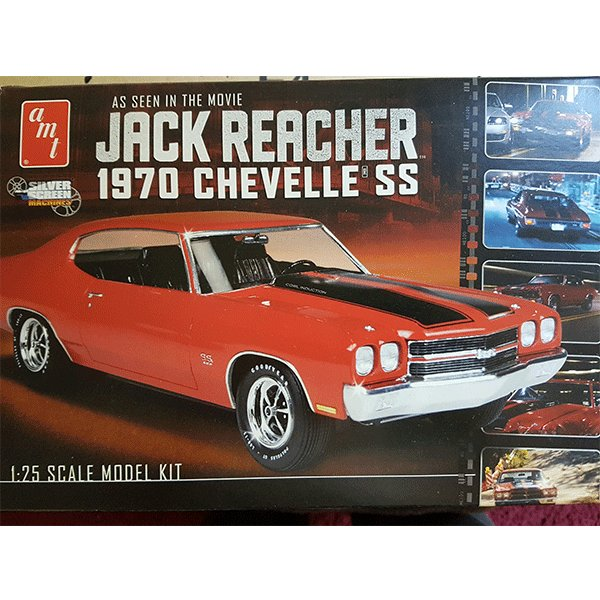 AMT-MODEL-KIT-1-25-JACK-REACHERS-1970-CHEVY-CHEVELLE