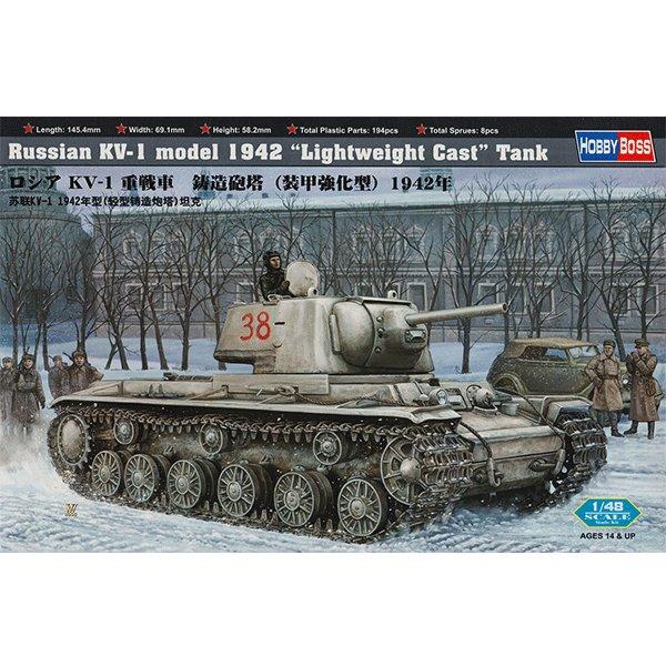 HOBBYBOSS-1-48-RUSSIAN-KV-1-LIGHTWEIGHT