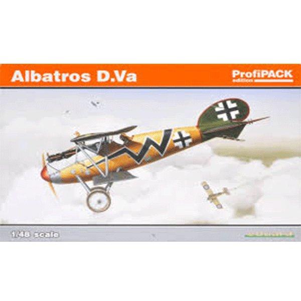 EDUARD-KITS-1-48-PROFIPACK-ALBATROS-D.Va
