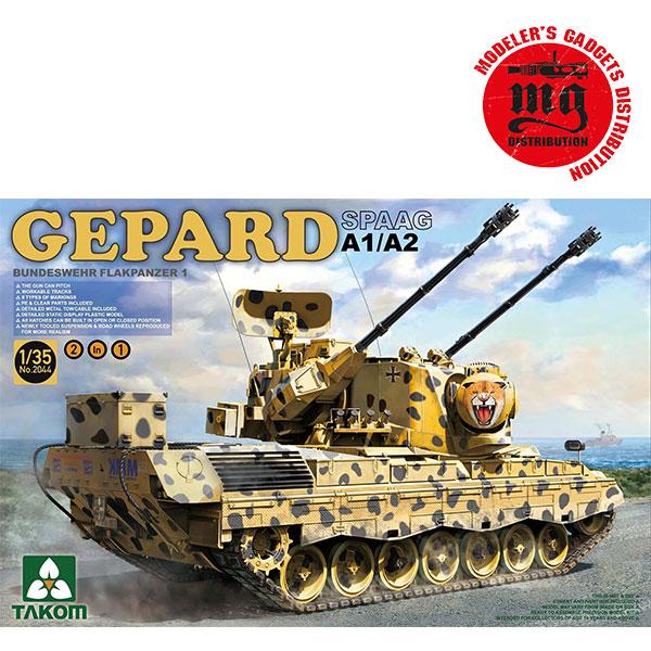 Gepard-spaag