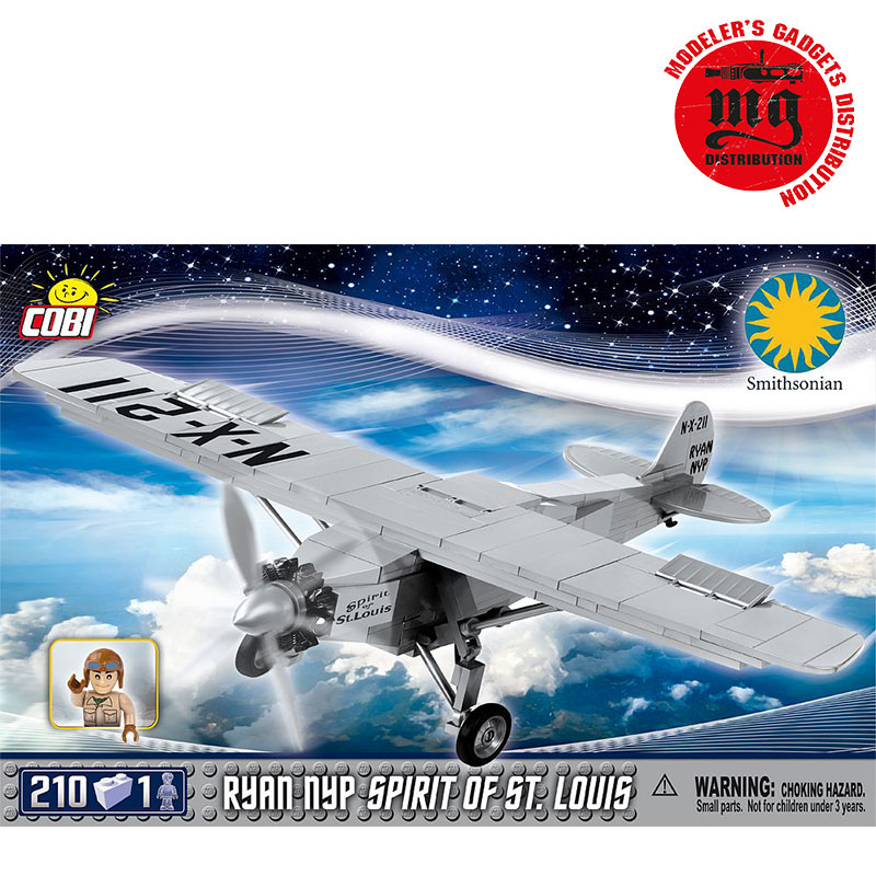 RYAN NYP SPIRIT OF ST. LOUIS COBI 21074