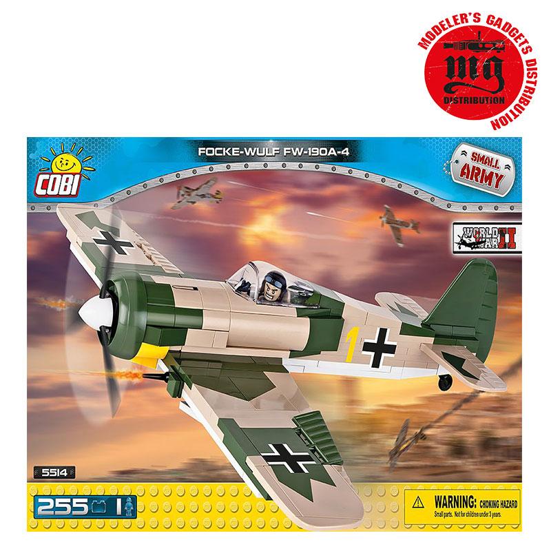 FOCKE-WULF FW-190A-4 COBI 5514