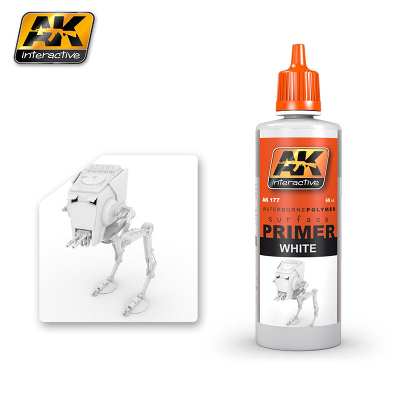 WHITE PRIMER 60ML AK