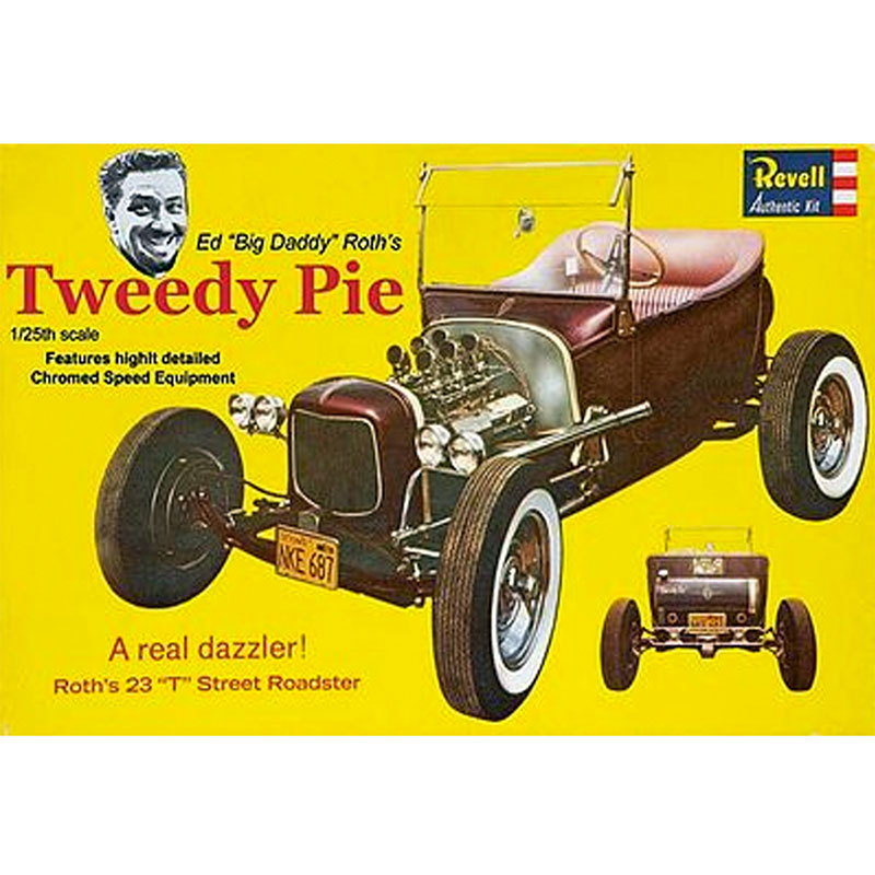 TWEEDY-PIE