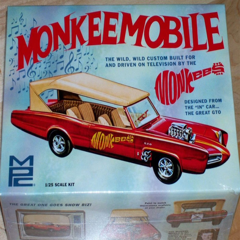 MONKEEMOBILE MPC772/12