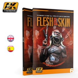 AK241 FLESH AND SKIN