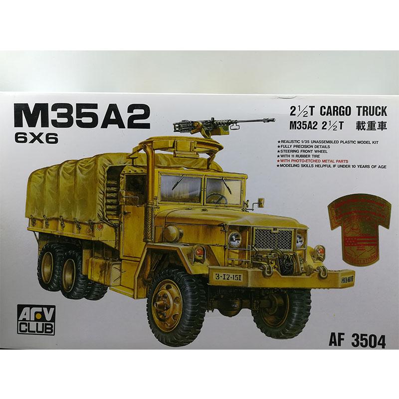 M35A2 AFV CLUB 3504