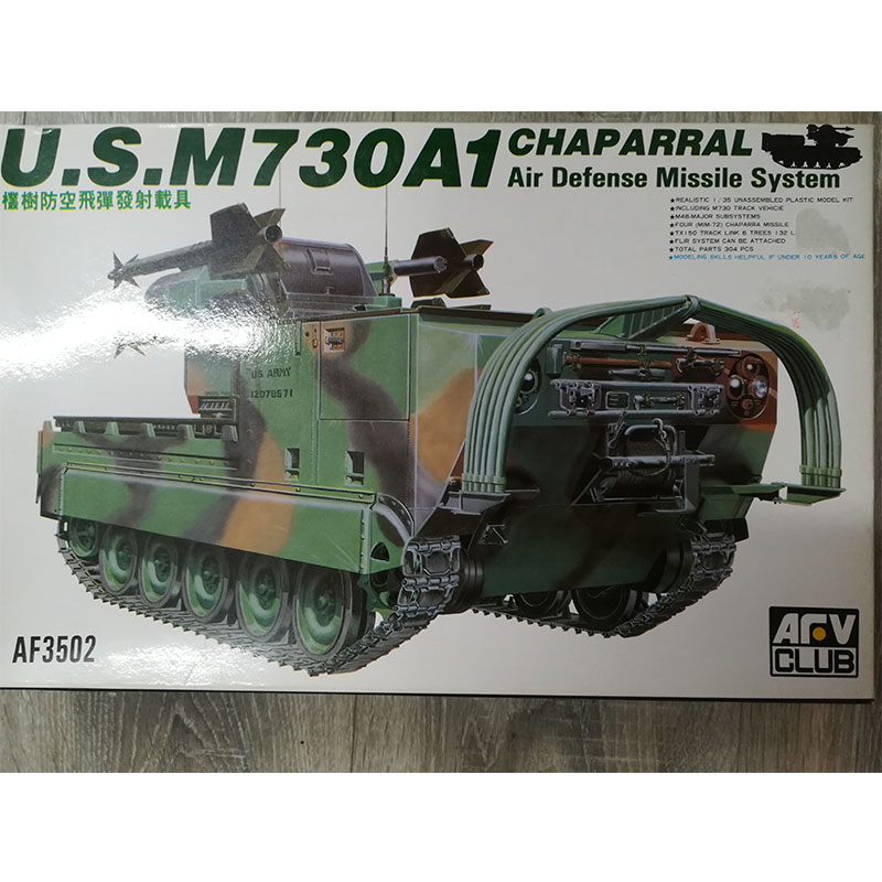 UU.S.M730A1-CHAPARRAL-AIR-DEFENSE-MISSILE-SYSTEM