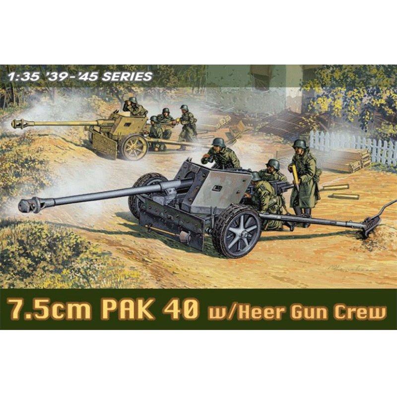 7.5-CM-PAK-40-W-HEER-GUN-CREW