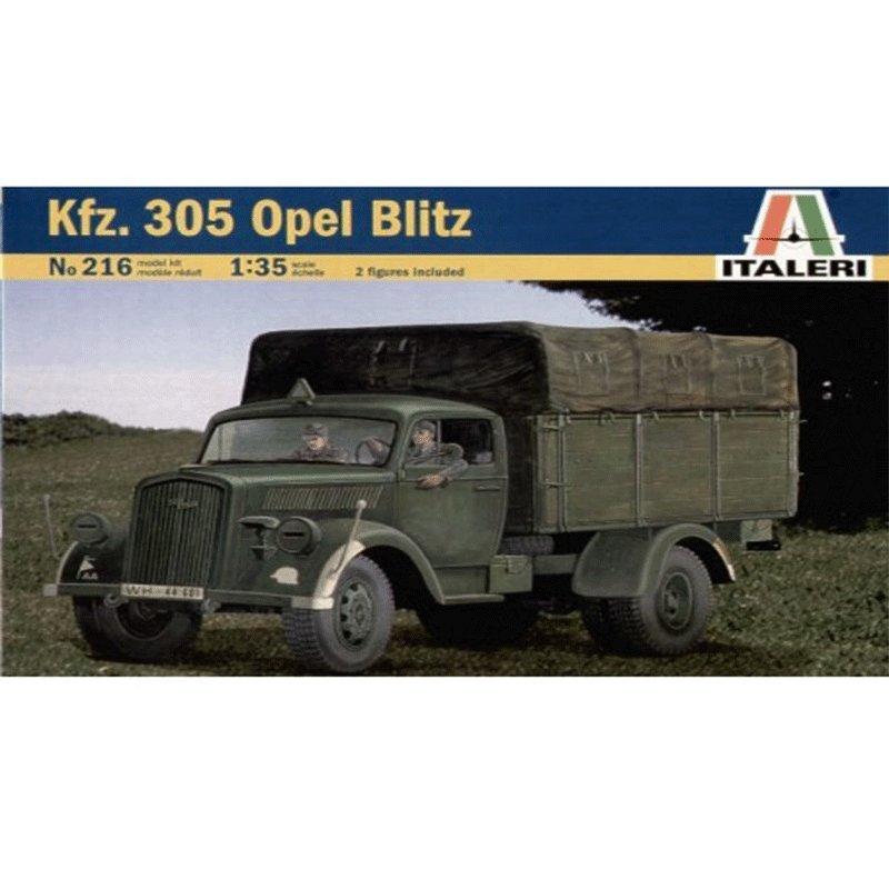 Kfz.-305-OPEL-BLITZ ITALERI 216