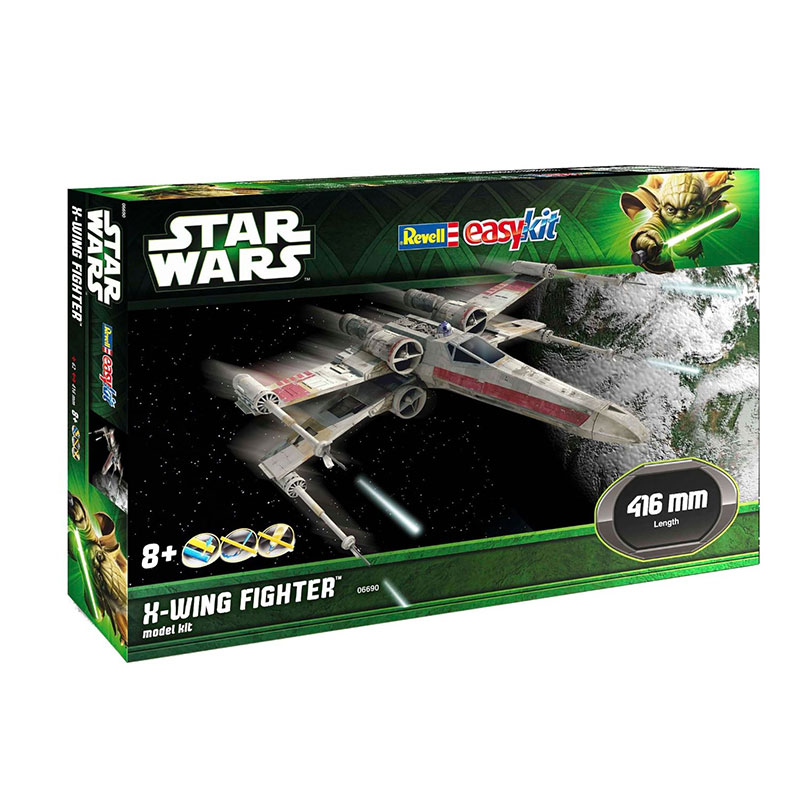 X-WING-FIGHTER-REVELL-EASY-KIT