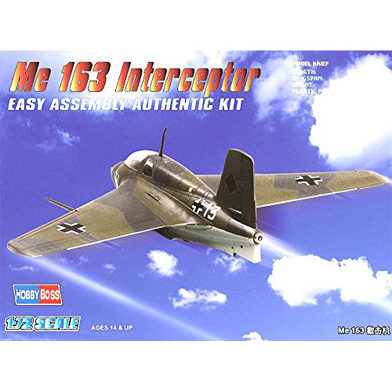 Me-163-INTERCEPTOR