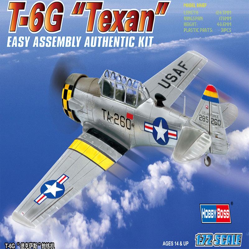 T-6G-TEXAN HOBBYBOSS 80233