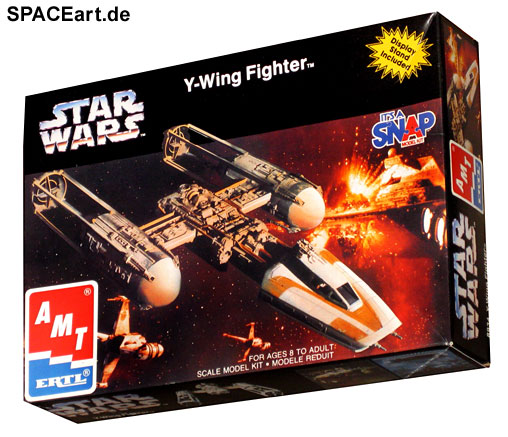 Y-WING FIGHTER STAR WARS