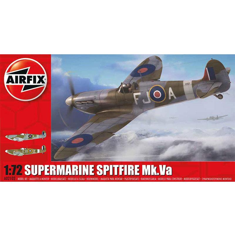 SUPERMARINE-SPITFIRE-Mk.Va