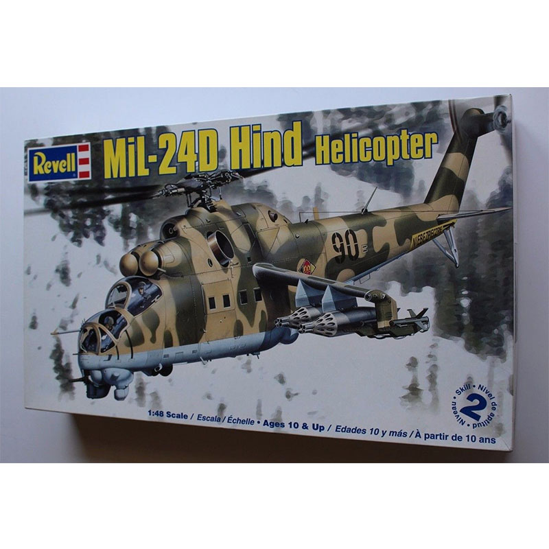 MiL-24D-Hind-HELICOPTER
