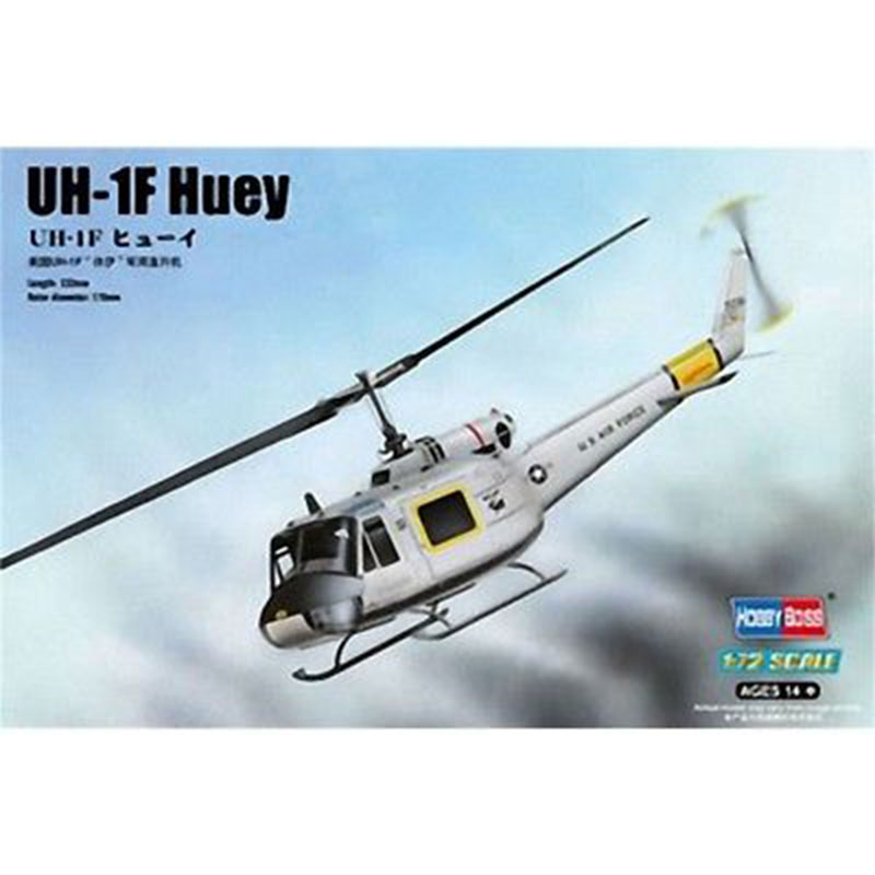 UH-1F-HUEY