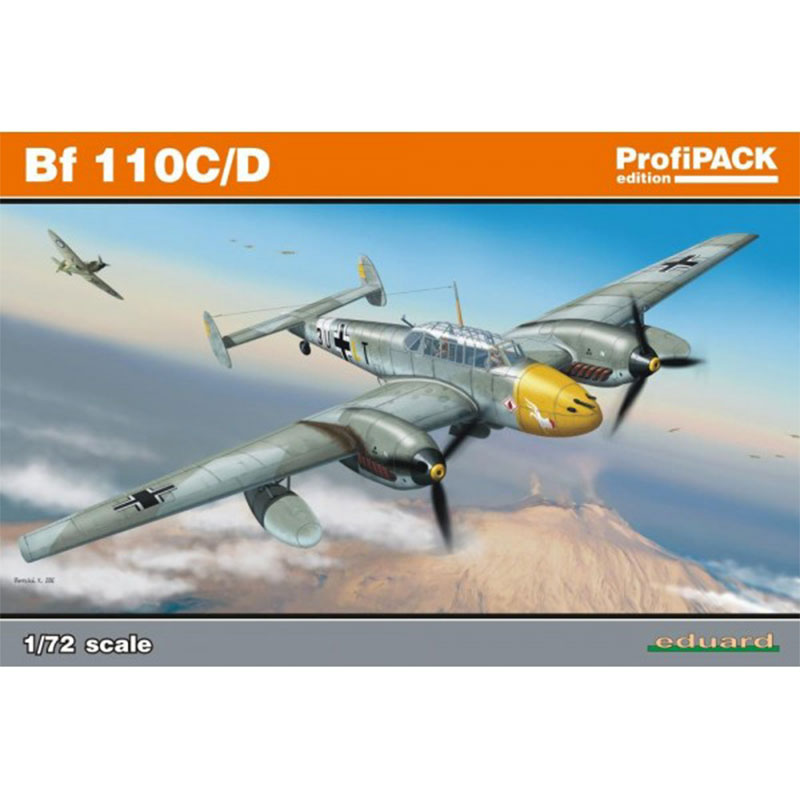 Bf-110C-D