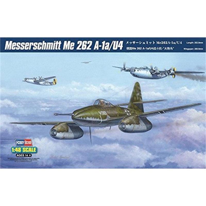 MESSERSCHMITT-Me-262-A-1a-U4