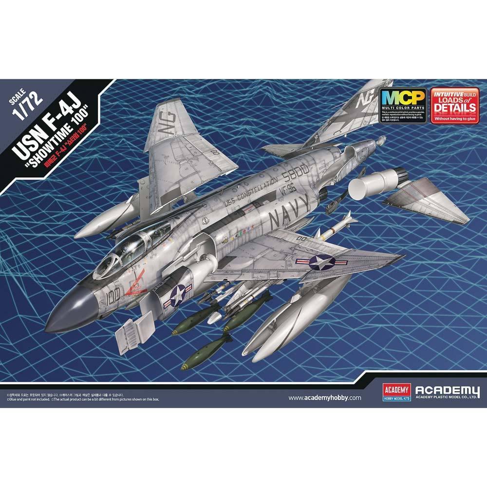 USN F-4J SHOWTIME 100