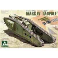 MARK.IV-TADPOLE-WWI-HEAVY-TANK
