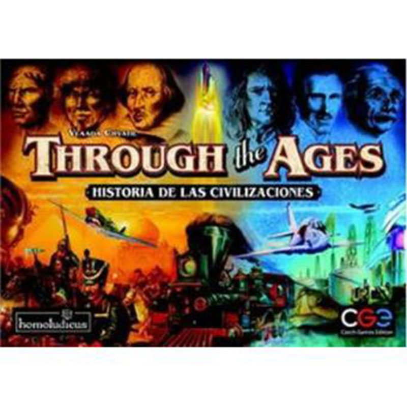 THROUGH-THE-AGES-PRIMERA-EDICION