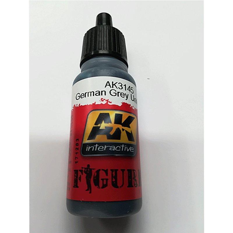 PINTURA-ACRILICA-GERMAN-GREY-UNIFORM-AK3145