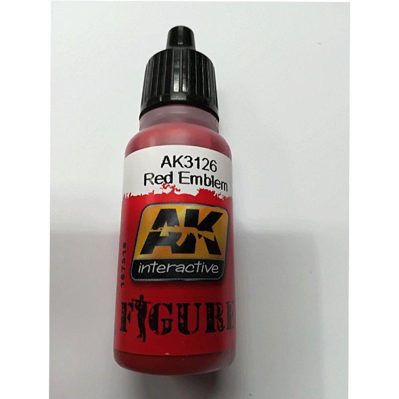 PINTURA-ACRILICA-RED-EMBLEM-AK3126