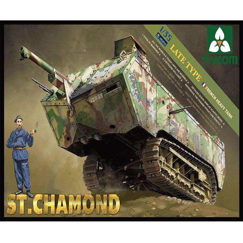 ST.-CHAMOND