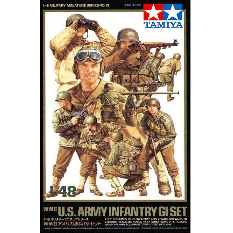 WWII-U.S.-ARMY-INFANTRY-GI-SET