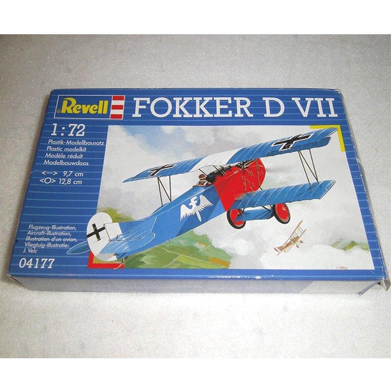 FOKKER-D-VII-2