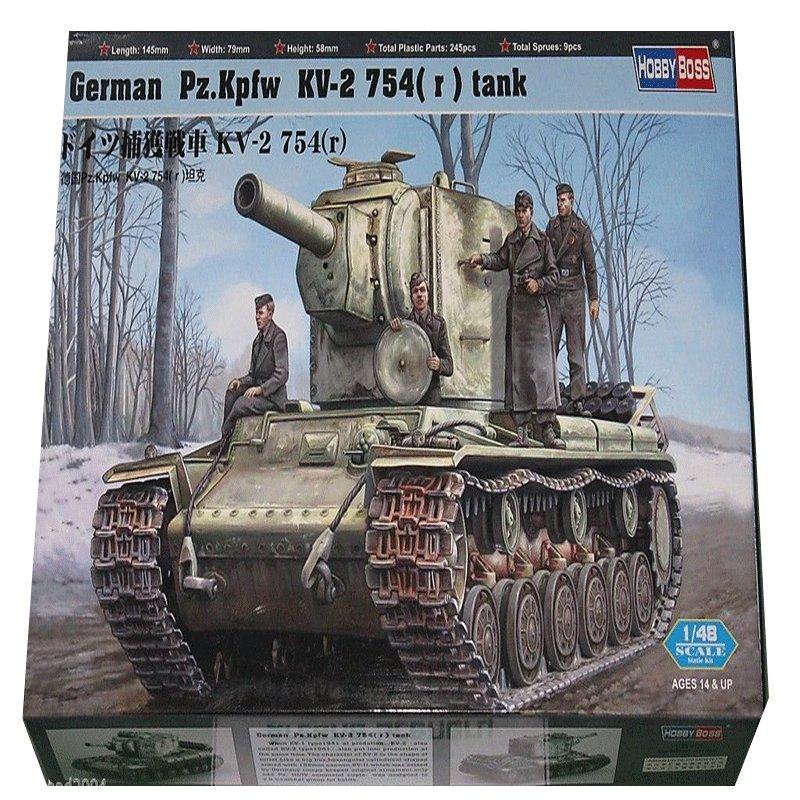 GERMAN-Pz.Kpfw-KV-2-754-(r)-tank