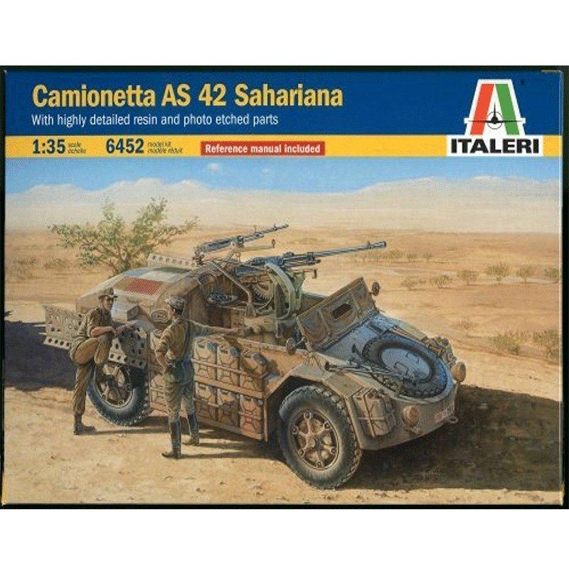 CAMIONETTA--AS-42-SAHARIANA
