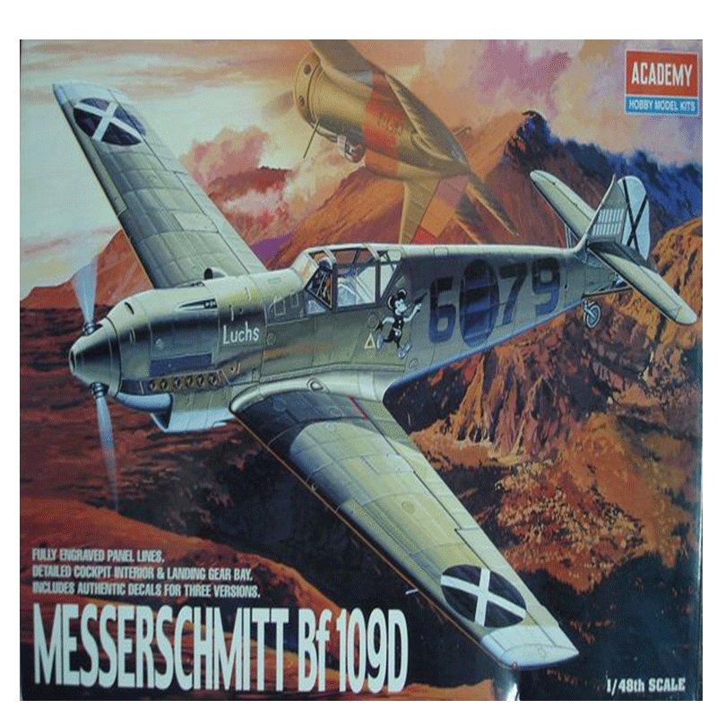 MESSERSCHMITT-Bf-109D