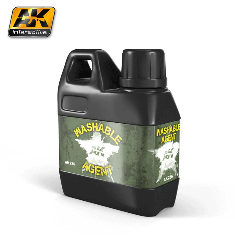 WASHABLE-AGENT AK236