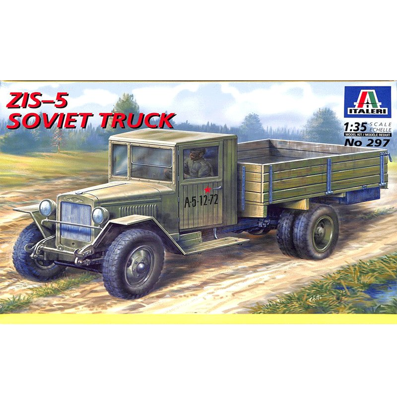 ZIS-5-SOVIET-TRUCK