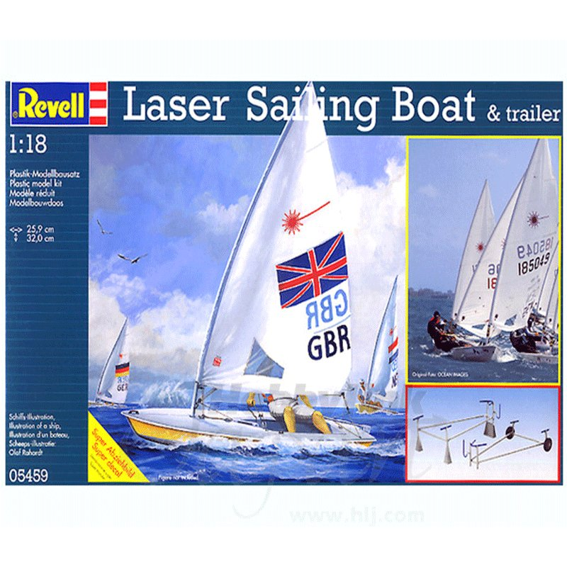 LASER-SAILING-BOAT-AND-TRAILER