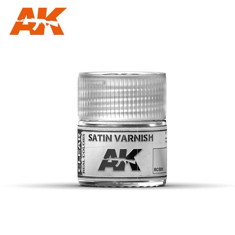 SATIN-VARNISH AK RC501