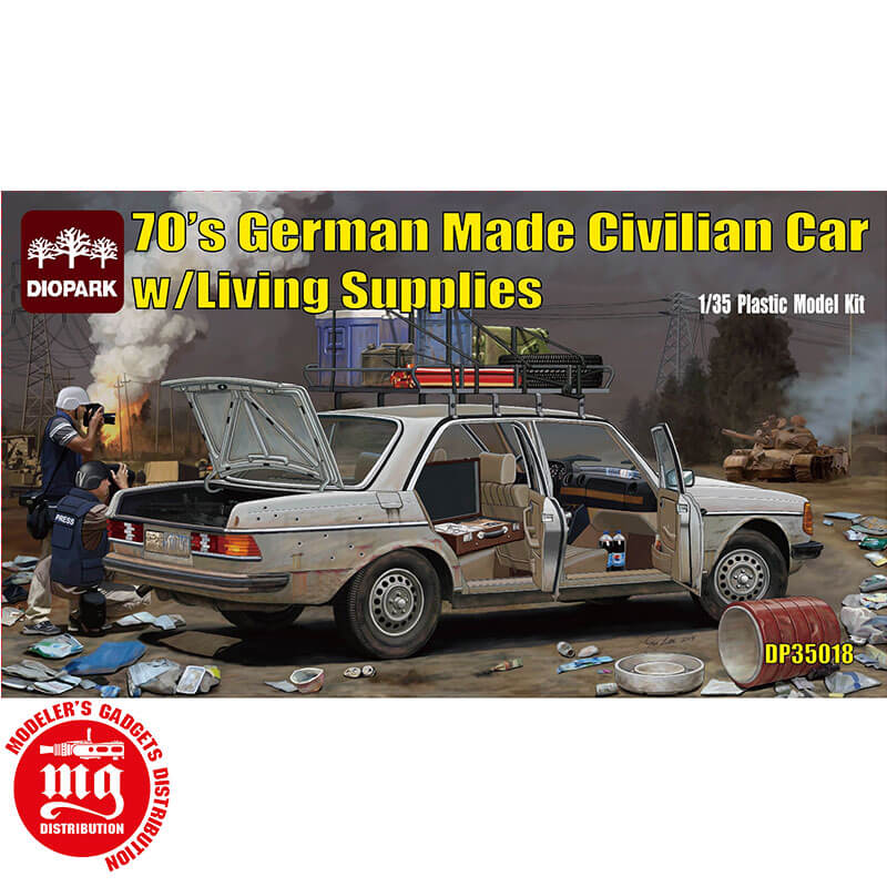 70´S-GERMAN-MADE-CIVILIAN-CAR-WITH-LIVING-SUPPLIES