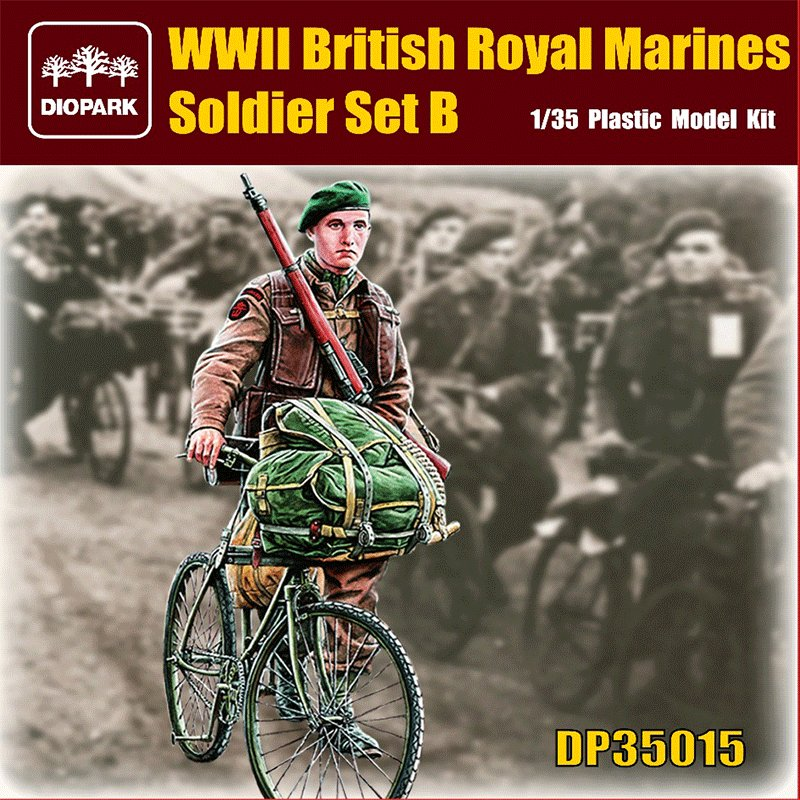 WWII-BRITISH-ROYAL-MARINES-SOLDIER-SET-B