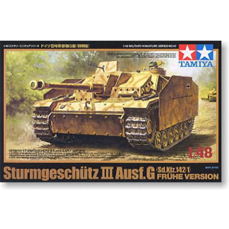 STURMGESCHÜTZ-III-Ausf.G-(Sd.Kfz.142.1)