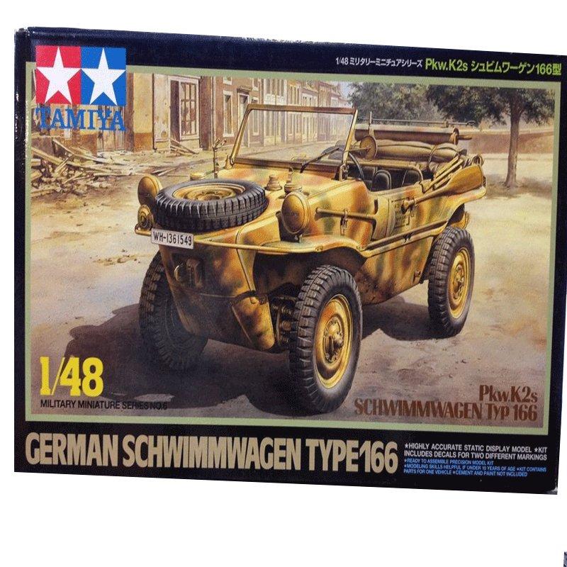 GERMAN-SCHWIMMWAGEN-TYPE-166